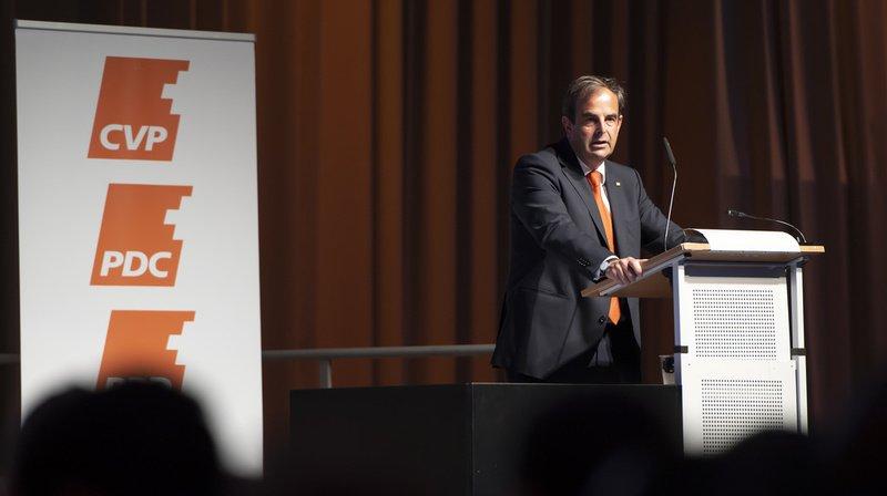 Fédérales 2019: le PDC a lancé sa campagne pour les élections à Fribourg