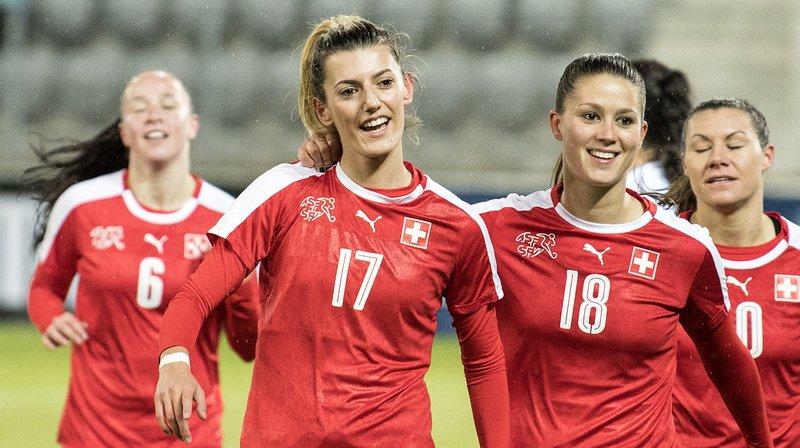 Florijana Ismaili, joueuse de l'équipe suisse de football, est décédée dans le lac de Côme, en Italie. (Archives)