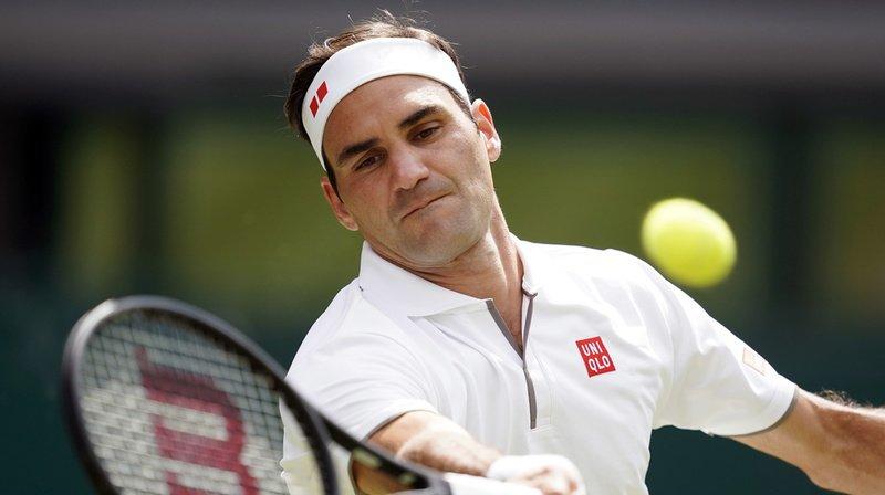 Roger Federer a connu un début laborieux.