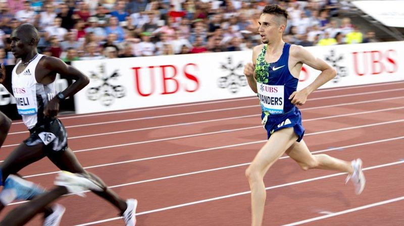 Athletissima: Wanders bat son record sur 5000 m, Sprunger et Kambundji en progrès