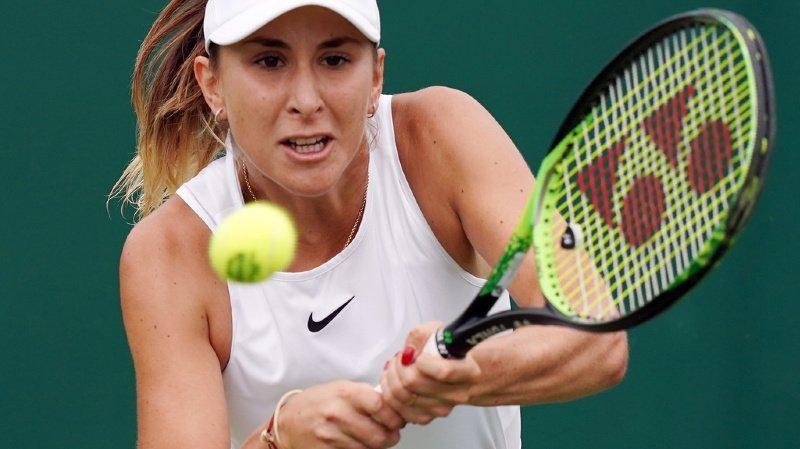 A Wimbledon ce samedi, Belinda Bencic s'est fait éliminer par l'Américaine Alison Riske en trois sets (4-6 6-4 6-4).