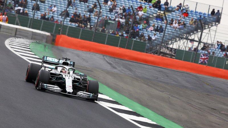 Formule 1 – GP de Grande-Bretagne: Lewis Hamilton s'impose à domicile