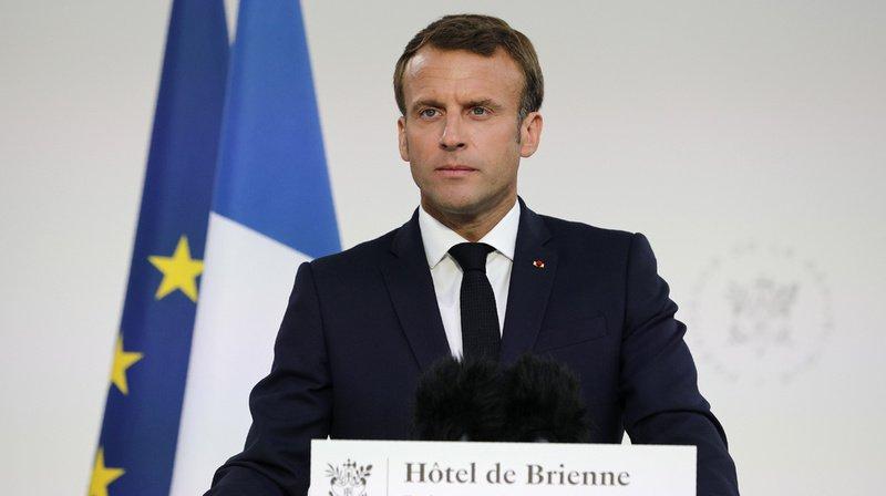 France: Emmanuel Macron annonce la création d'un commandement militaire de l'espace