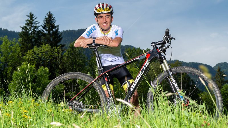 VTT: Alexandre Bochatay traversera la Suisse pour la bonne cause