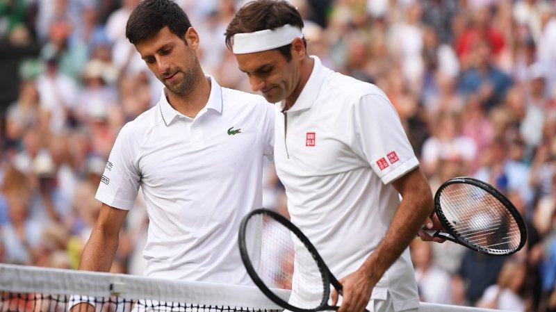 Tennis: le record de titres, un enjeu majeur pour Federer, Nadal et Djokovic