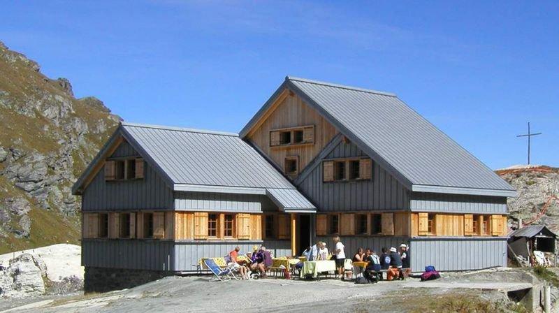 La cabane de Prafleuri n'ouvrira que le 5 août prochain.