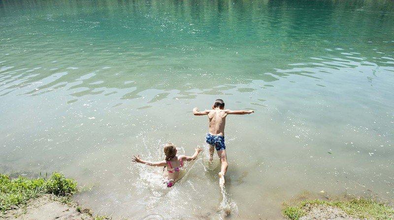 Climat: les températures grimpent à Sion