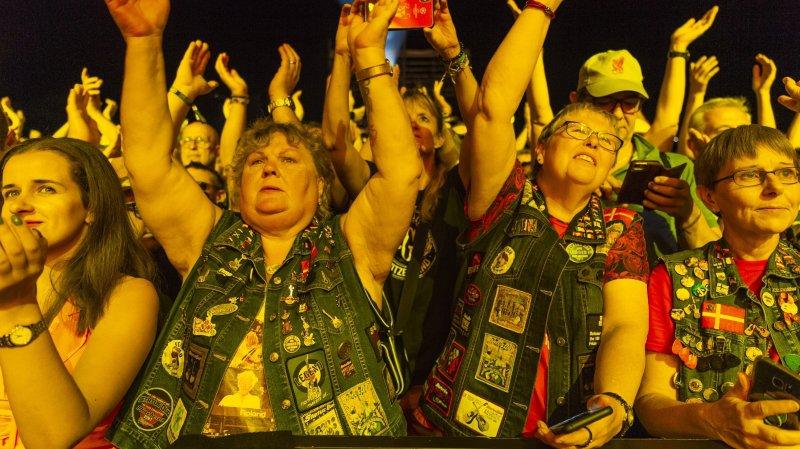 Sion sous les étoiles: une fréquentation record avec plus de 52000 personnes