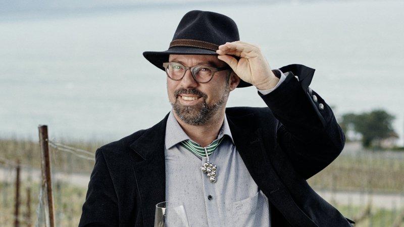 Chapeau bas, José Vouillamoz