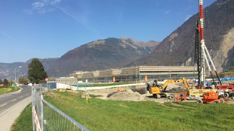 Hôpital de Rennaz: la date du déménagement officiellement arrêtée au 28 octobre