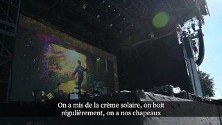 Montreux: Elton John a fait vibrer le stade de la Saussaz