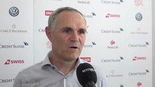 Football: réaction de Pierluigi Tami, nouveau directeur de la Nati