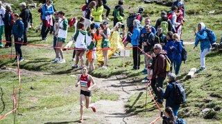La Chablaisienne Maude Mathys a remporté un troisième titre de championne d'Europe de course à pied de montagne de file