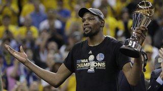Basketball - NBA: Kevin Durant et Kyrie Irving signent chez les Nets de Brooklyn
