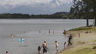 Chaleur record: il a fait plus de 30 degrés jeudi en Alaska