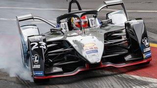 Formule E: le Vaudois Sébastien Buemi remporte le premier des deux E-Prix de New York