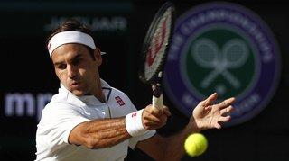 Tennis -Wimbledon: Federer bat Nadal et affrontera Djokovic en finale