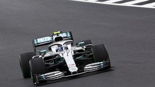 Formule 1: Valtteri Bottas en pole position à Silverstone