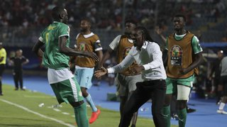 Football-CAN 2019: le Sénégal se hisse en finale après 19 ans d'attente