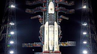 Espace: l'Inde annule le lancement d'une sonde sur la Lune