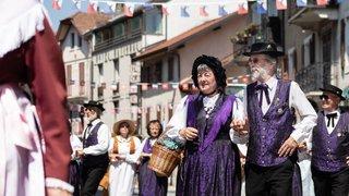 450 ans d'amitié franco-suisse à Saint Gingolph
