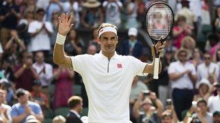 Roger Federer en mode diesel