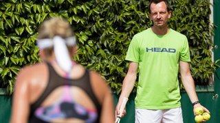 Tennis: Dimitri Zavialoff, «le chuchoteur du tennis»