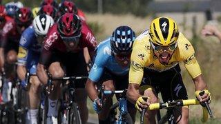 Cyclisme: une bordure et les certitudes s'envolent pour certains favoris