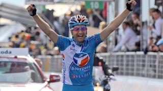 Cyclisme: le top 5 des exploits valaisanssur les routes