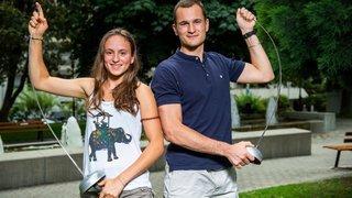 Escrime: Angeline Favre et Lucas Malcotti vivront une grande première à Budapest
