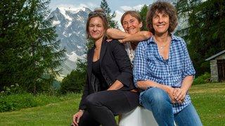 Arolla: trois destins pour raconter la place des femmes dans le monde de la montagne