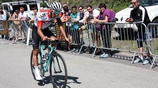 Cyclisme: Antoine Debons s'est offert un bon décrassage avant le Val d'Aoste