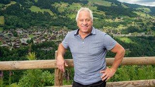 Greg LeMond: «Je compte bien revenir à Champéry, cet hiver, pour skier»