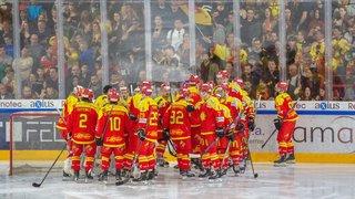 Le HC Sierre commencera le championnat de Swiss League au Tessin