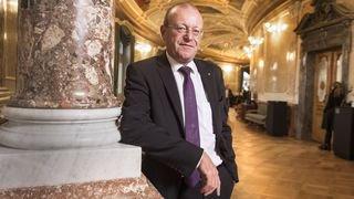 Jean-Luc Addor: la vie d'un non-vacciné au Palais fédéral