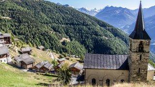 Plus beau village de Suisse: Chandolin et Albinen en finale