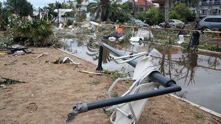 Une tornade mortelle frappe des touristes en Grèce