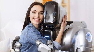 Connectés: mon copain le robot