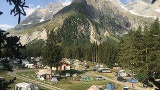 La Fouly: à 50 ans, le camping des Glaciers bat des records