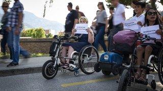 Sion sous les étoiles: polémique autour de l'accueil des personnes à mobilité réduite