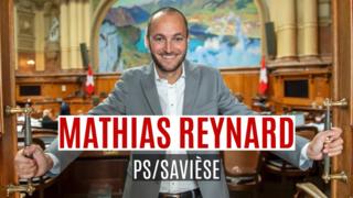 Le bilan de Mathias Reynard en un clin d'oeil