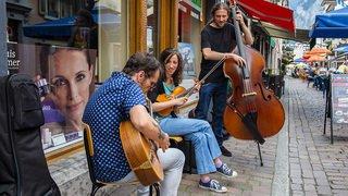 Festival Nuance Pop à Saint Maurice