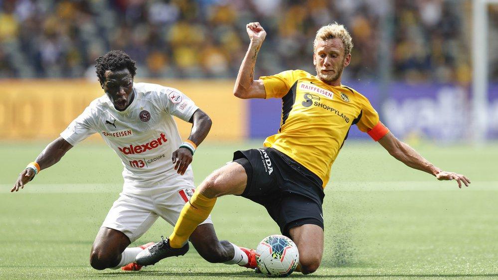Football: le néo-promu Servette accroche le double champion en titre Young Boys, Lugano écrase Zurich