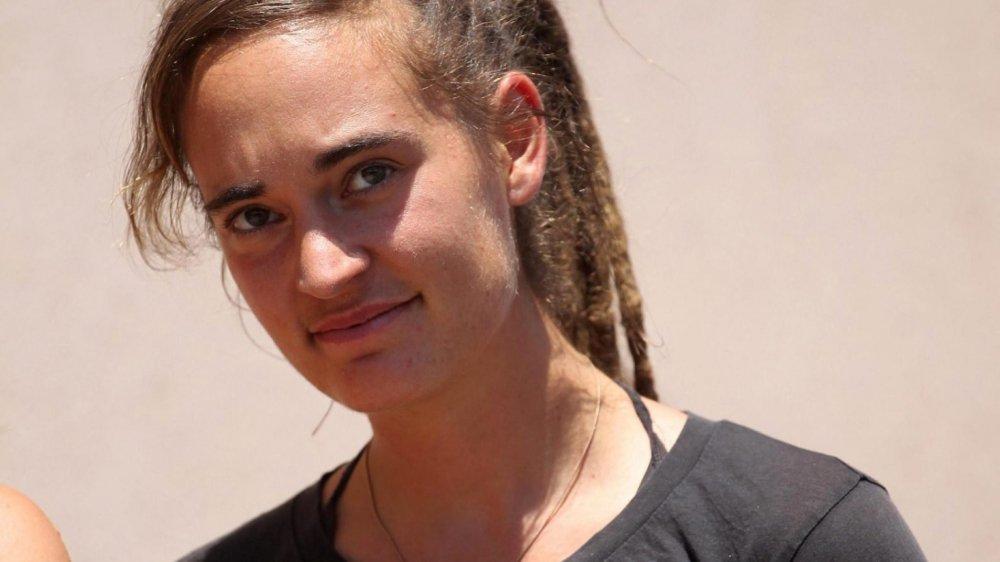 Carola Rackete  en appelle à l'Union