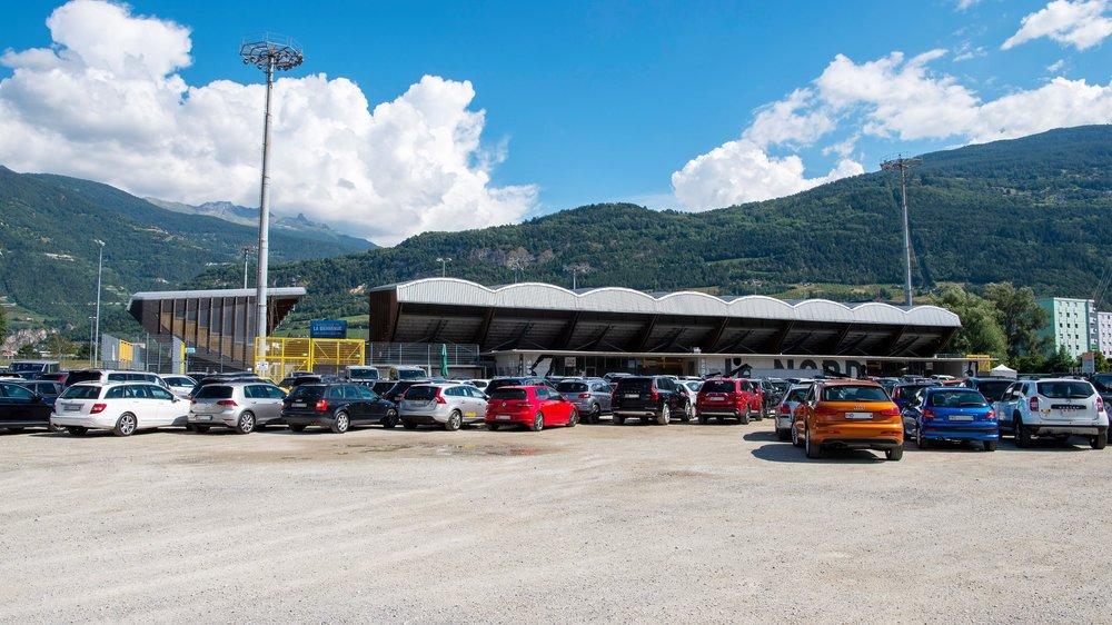 L'accès aux infrastructures destinées à la presse au stade de Tourbillon demeure interdit aux représentants du «Nouvelliste».
