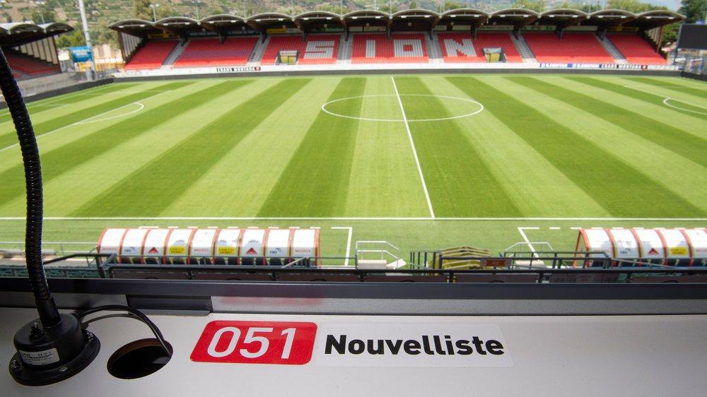 Après avoir bénéficié de places en tribune de presse au stade de Tourbillon, les représentants du «Nouvelliste» en sont privés depuis le mois de juillet 2018.