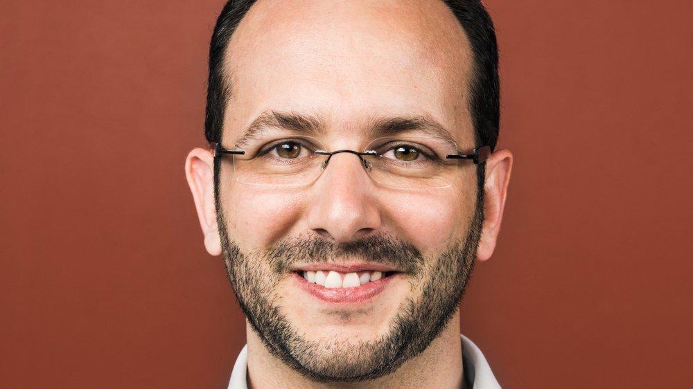 Alexandre Luyet, coordinateur, Science Valais
