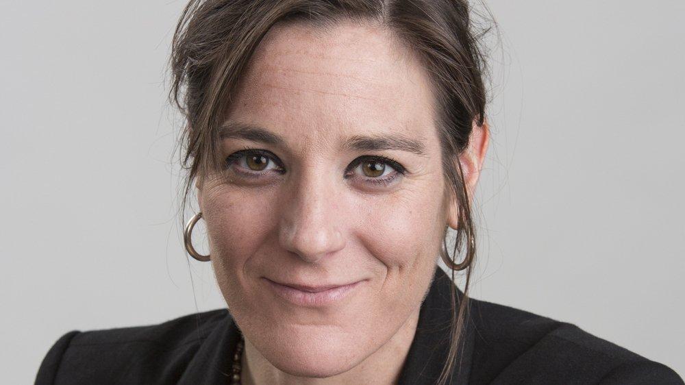 Chiara Meichtry-Gonet, Sous-directeur Association valaisanne des entrepreneurs