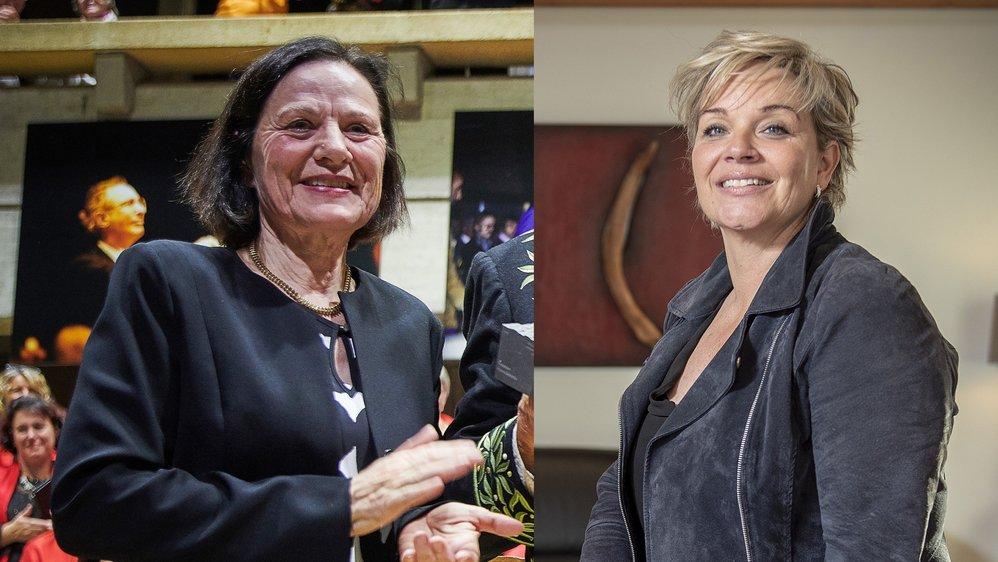 L'interview croisée de deux politiciennes qui vivent la relation entre le Haut et le Valais romand comme minoritaire