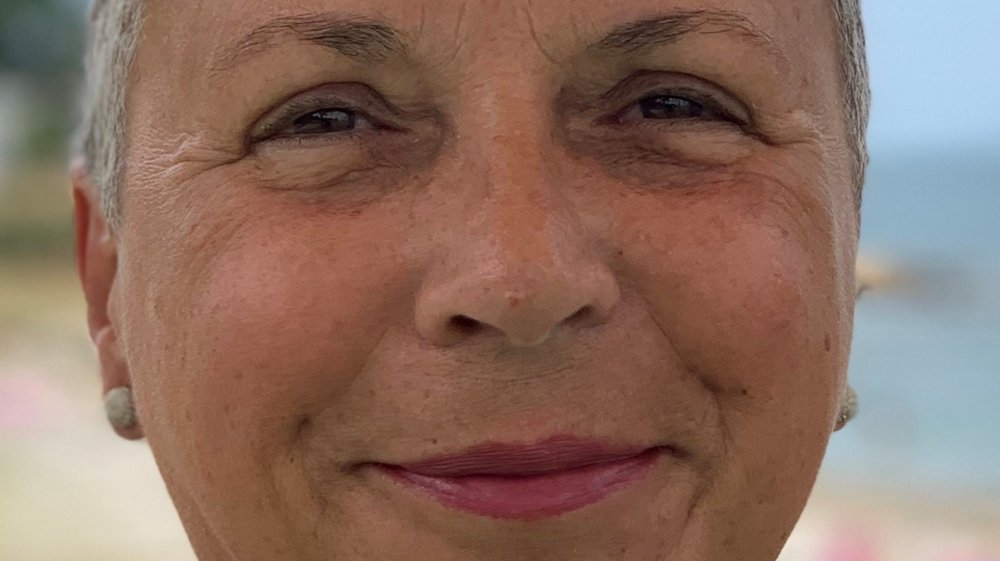 Gaby Nanzer, retraitée.